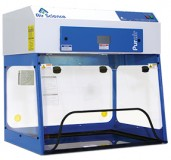 Air science - Basic ductless fume hoods